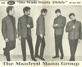 Manfred Mann Chapter 1 [Monochrome] 10