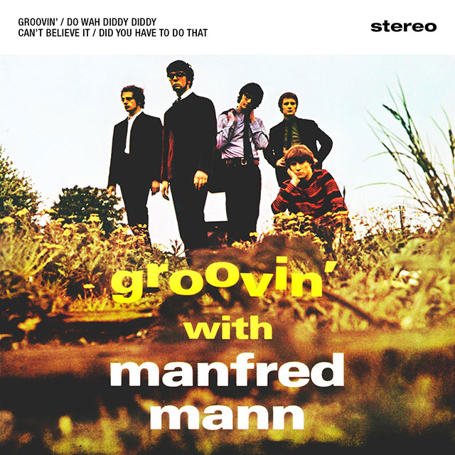 Groovin' With Manfred Mann EP