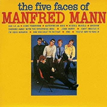 5 faces of Manfred Mann